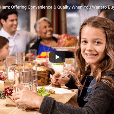 Hobe's Country Ham: Get Premium Ham Products Conveniently When You Buy Ham Online from Us
