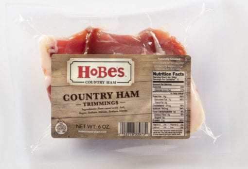 Country Ham Trimmings