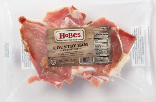 Country Ham End Slices