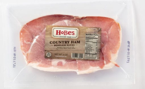 Country Ham Boneless Slices
