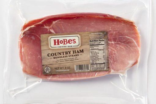 Boneless Country Ham Steaks