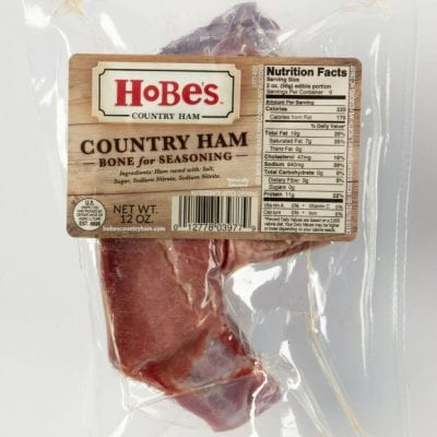 Country Ham Aitch Bones