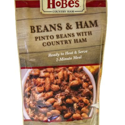 Pinto Beans & Country Ham