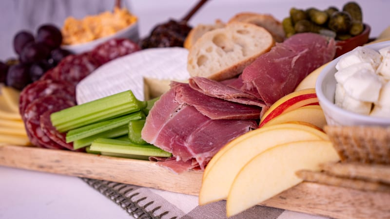 Entertaining This Spring? Check Out These Recipes that Use Our Country Ham!